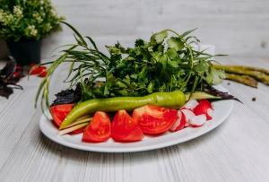 Бакинский овощной букет
